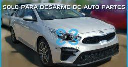 KIA FORTE 2019 PARA DESARME DE AUTOPARTES