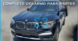 BMW X3 2019 PARA DESARME