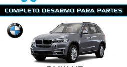 BMW X5 2016 PARA DESARME