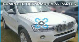BMW X3 2015 PARA DESARME