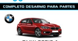 BMW SERIE 1 2017 PARA DESARME