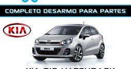 KIA RIO HATCHBACK 2016 PARA DESARME