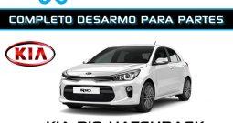 KIA RIO HATCHBACK 2018 PARA DESARME