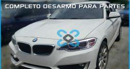 BMW SERIE 2 2015 PARA DESARME