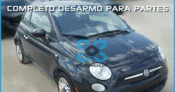FIAT 500 2015 PARA DESARME