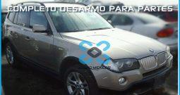 BMW X3 2009 PARA DESARME